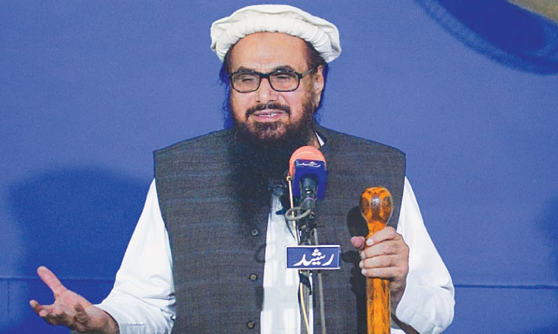 US urges Pakistan to re-arrest Hafiz Saeed