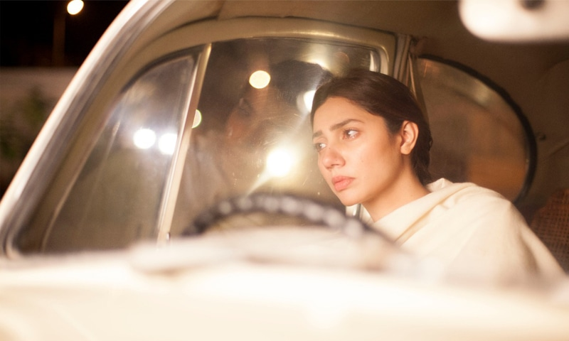 Mahira Khan as the lead. This is her second film with Shoaib Mansoor