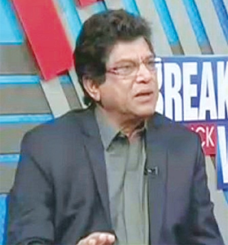 Retired Brig Asad Munir thinks authorities should have blocked all routes to the sit-in.