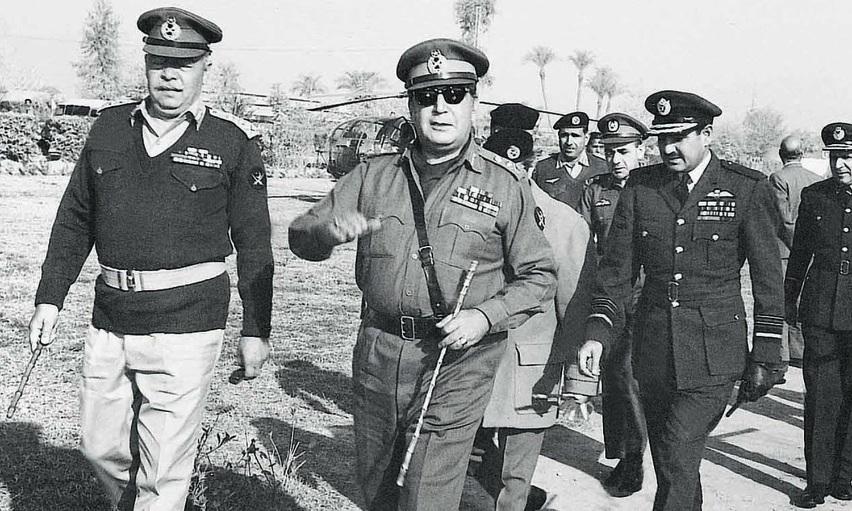 جنرل محمد یحییٰ خان