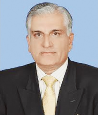 FEDERAL Law Minister Zahid Hamid