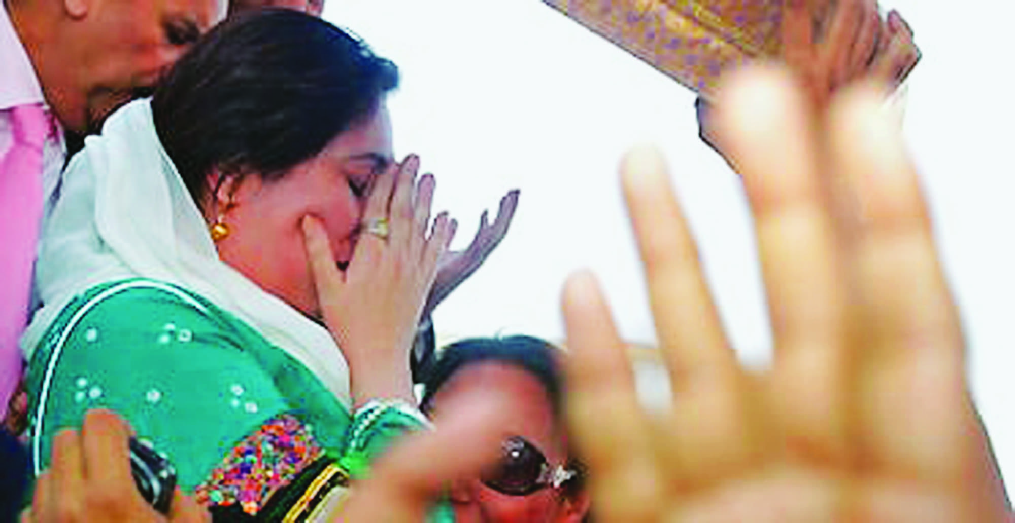 ADDING to his woes was the return of Benazir Bhutto in the wake of the controversial National Reconciliation Order (NRO) Musharraf put his signature to.