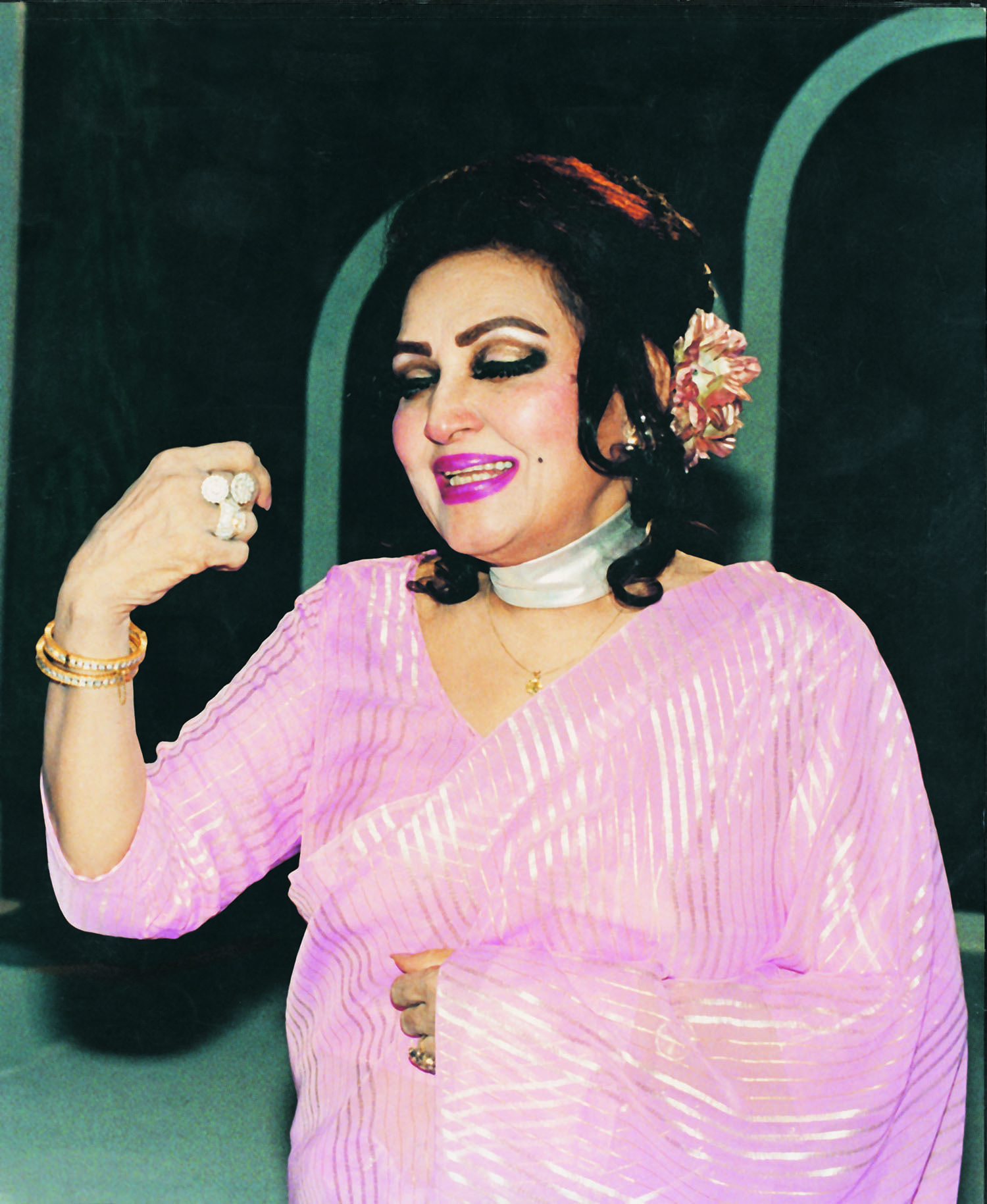The timeless voice of Noor Jehan endures.