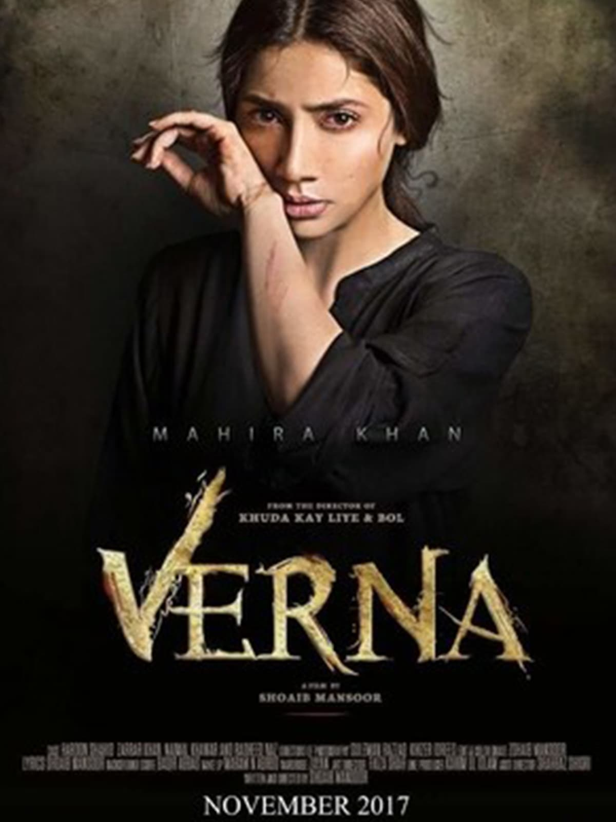 The official film poster for *Verna*. Credit: Wikimedia