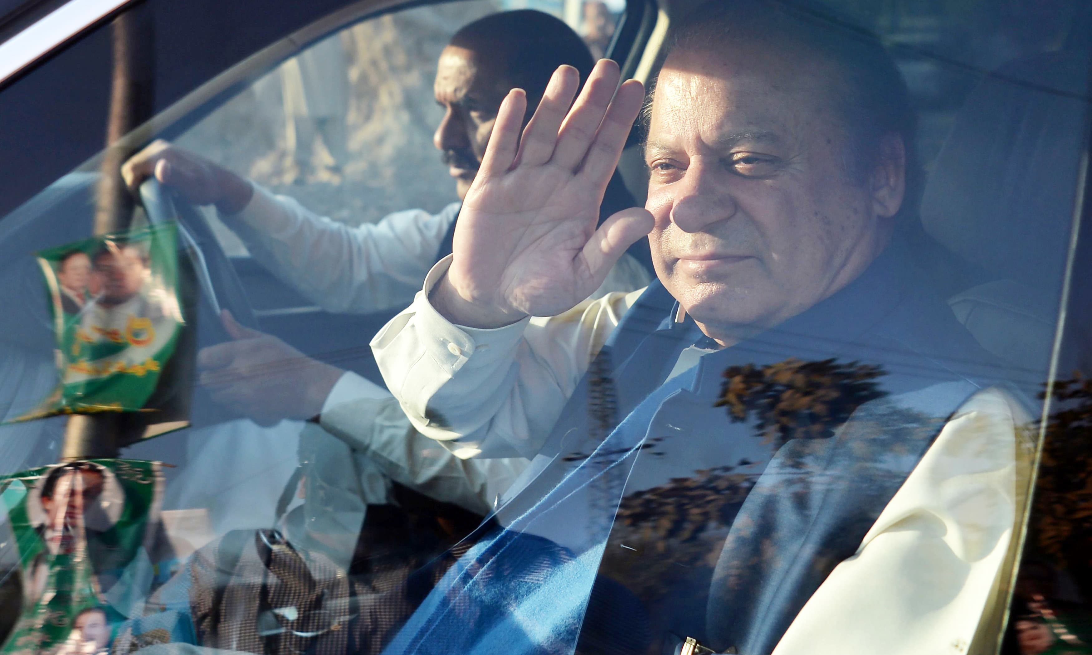 Accountability court resumes hearing of Sharif corruption references