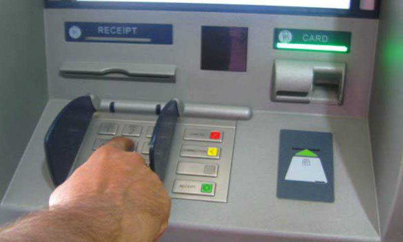 There were 12,515 ATMs across Pakistan at the end of March. The volume of ATM transactions in January-March was 89.1m, constituting 36pc of all banking transactions conducted in the quarter.
