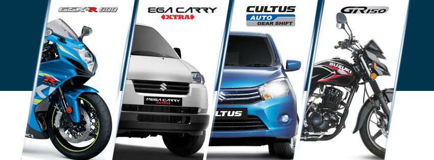 Pak Suzuki introduces Cultus with auto gear shift, launches