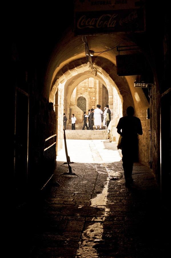 یروشلم میں سیکڑوں صدیوں پرانی عمارتیں موجود ہیں—عبدوزیڈو ڈاٹ کام