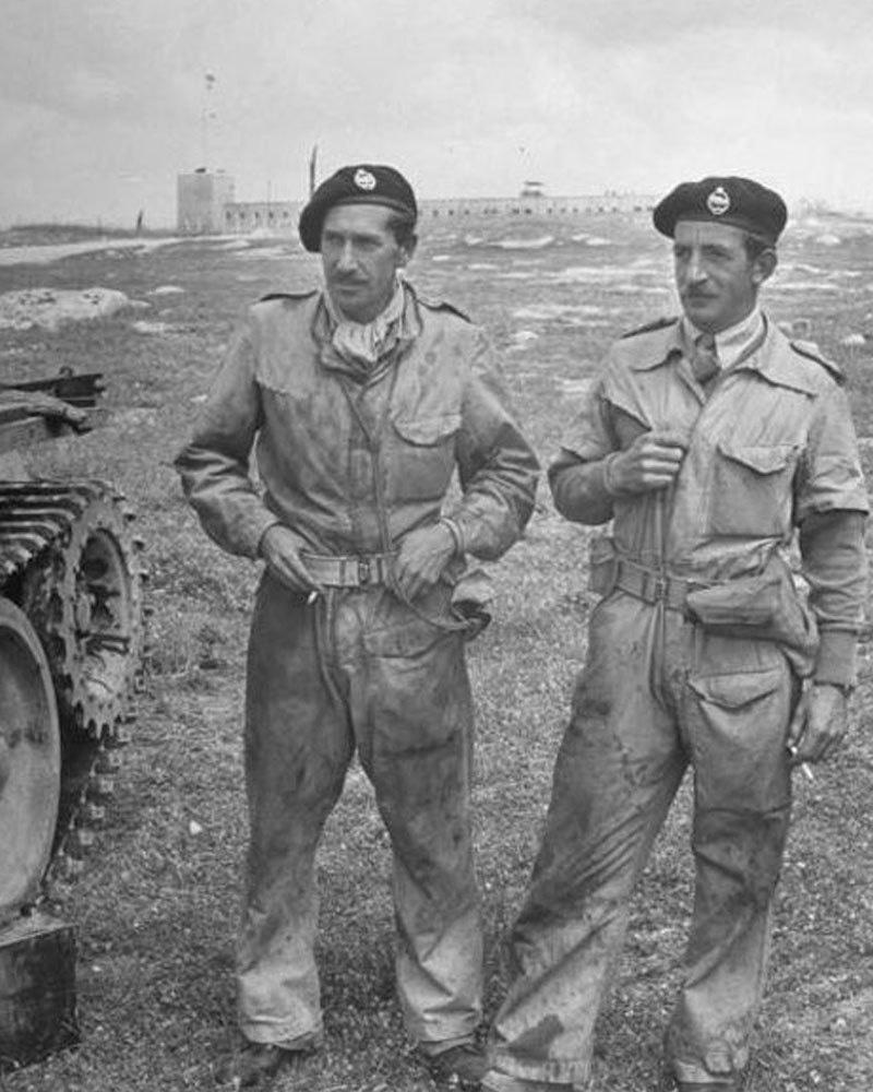 برطانوی فوج 1922 میں یروشلم میں داخل ہوئی—فوٹو: یروشلم ہسٹری بلاگ پوسٹ