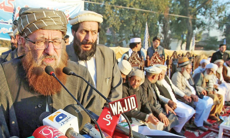 Multi-party moot demands Fata-KP merger