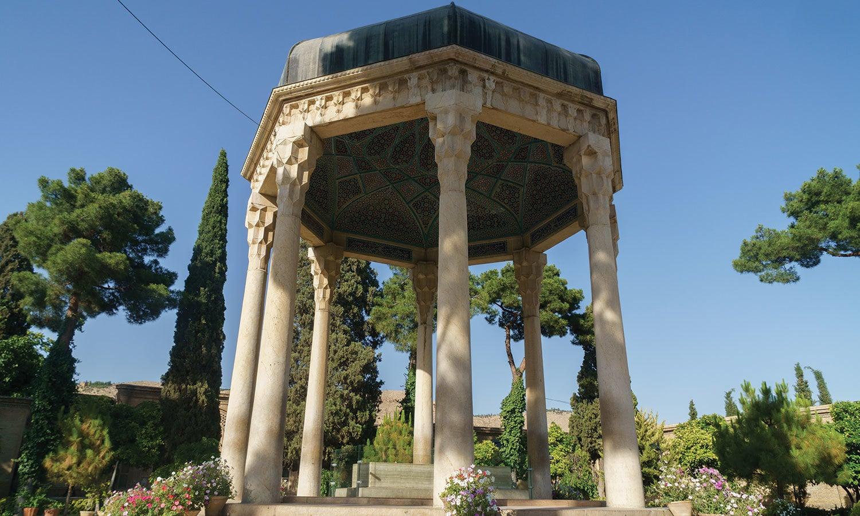 حافظ کا مقبرہ—فوٹو: شٹر اسٹاک