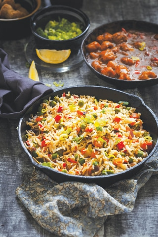 If pulao be the food of love, cook on
