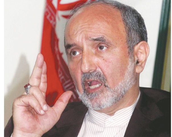 Interview: Iran's envoy urges Pakistan to move faster for better ties