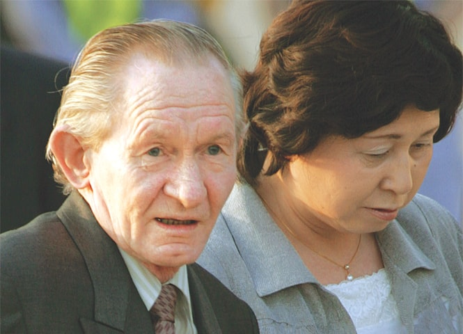 Ex-US deserter to N. Korea who married Japan abductee dies