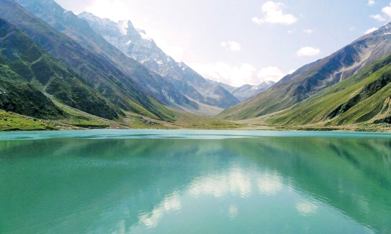 Lake Saiful Muluk -Photos: Urooj Hussain