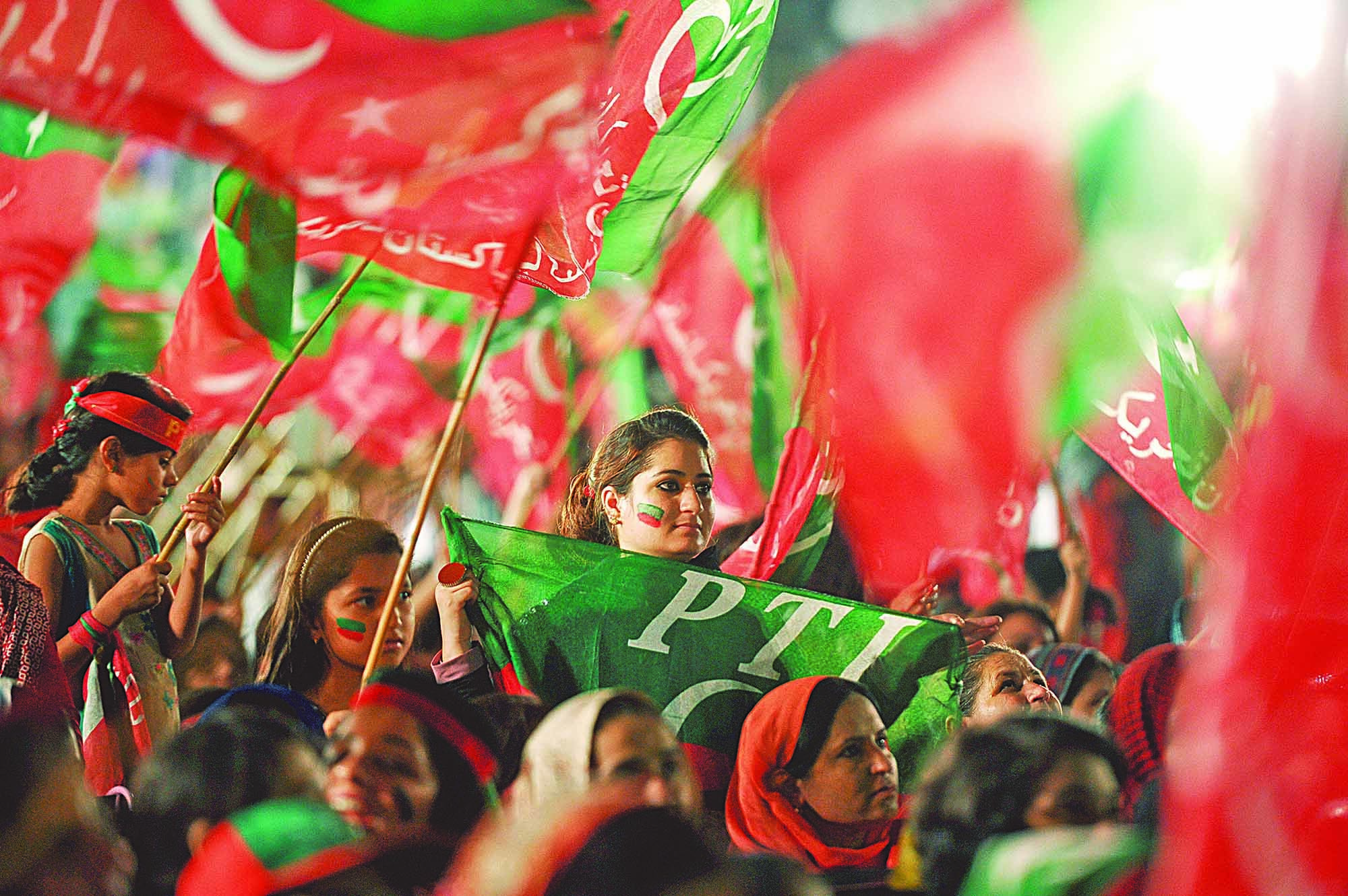 The supporters of Pakistan Tehreek-i-Insaf (PTI) popularised – almost legitimised – the sit-in, holding the federal capital hostage for any uncertain stretch of time.