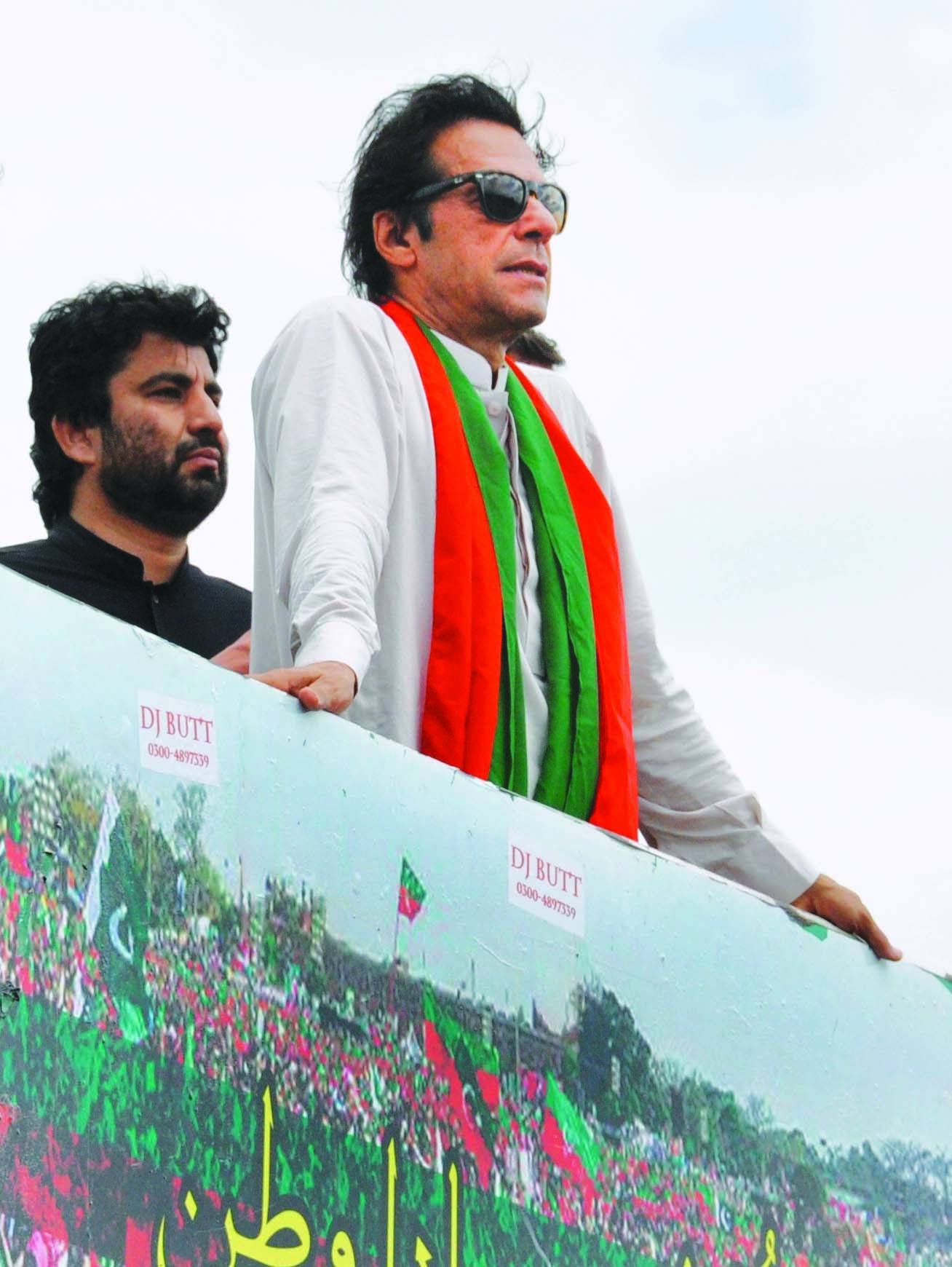IMRAN Khan and his Islamabad sit-in set in motion a movement that had its highs and lows not so much against the government as against the person of Nawaz Sharif, the prime minister.