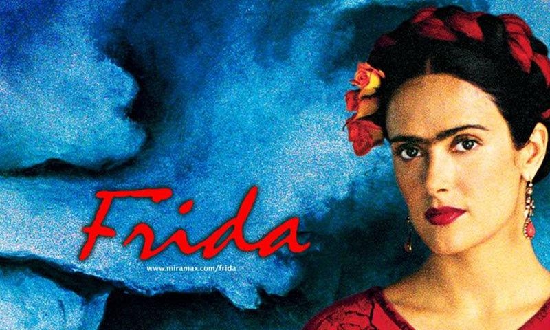 سلمیٰ کی فلم 'فریڈا' 2002 میں ریلیز ہوئی—فوٹو: مرامیکس