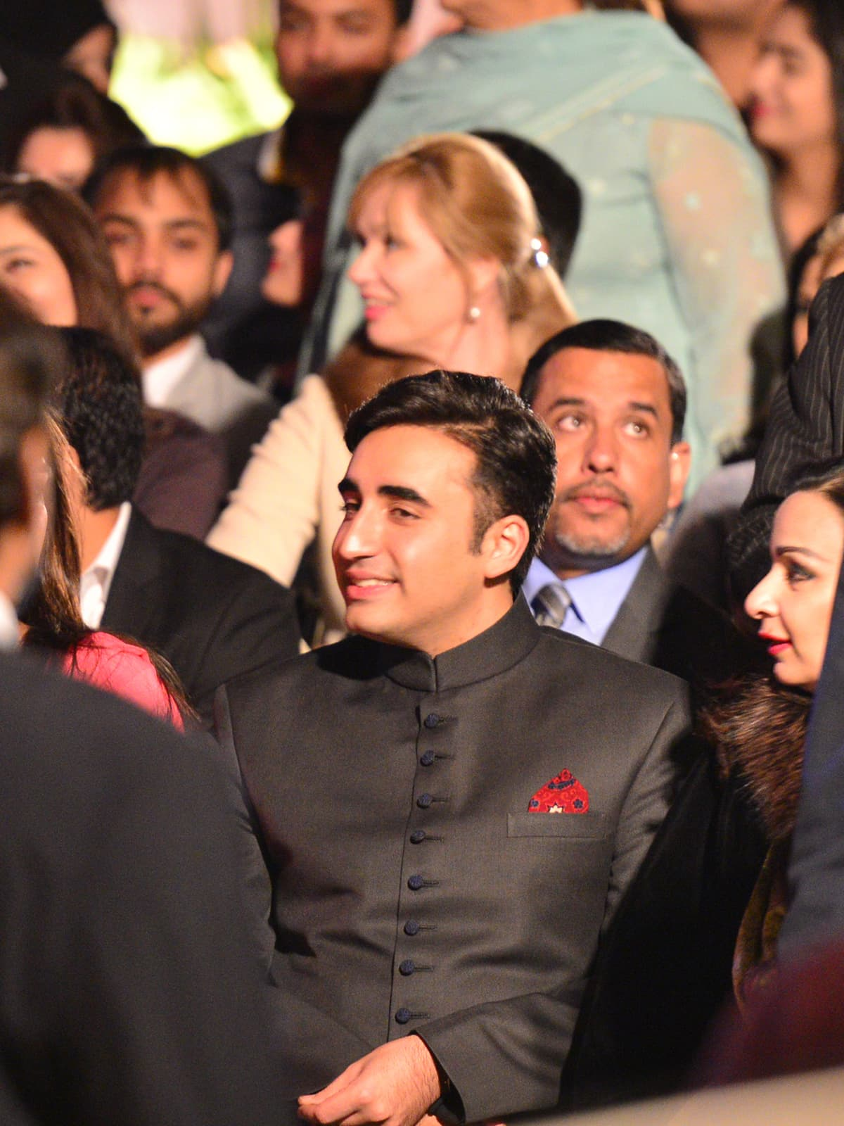 Bilawal Bhutto-Zardari attends the Sindh Festival held at the National Academy of Performing Arts, Karachi| Tahir Jamal, White Star