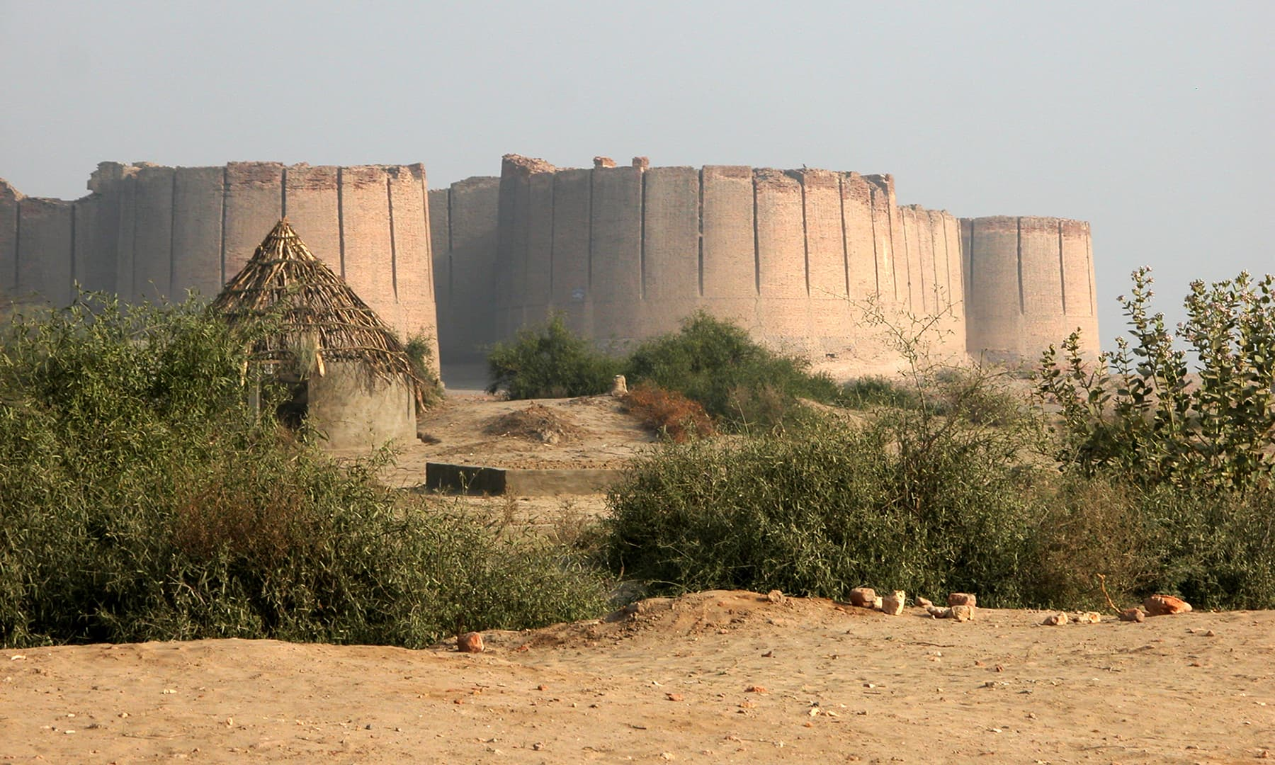 قلعہ نوکوٹ—تصویر عبیداللہ کیہر