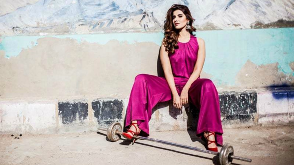 Parchi Tries To Break Stereotypes With Its Strong Female Protagonist Says Hareem Farooq Celebrity Images