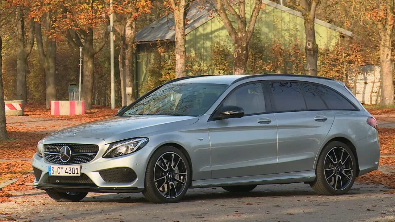 Taking the Mercedes AMG C43 station wagon for a spin - Business ...
