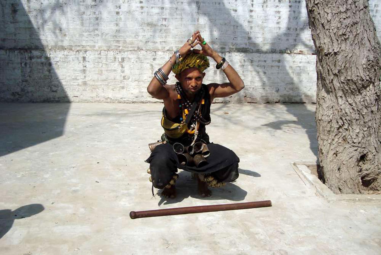 A Muslim Udasi Sadhu.