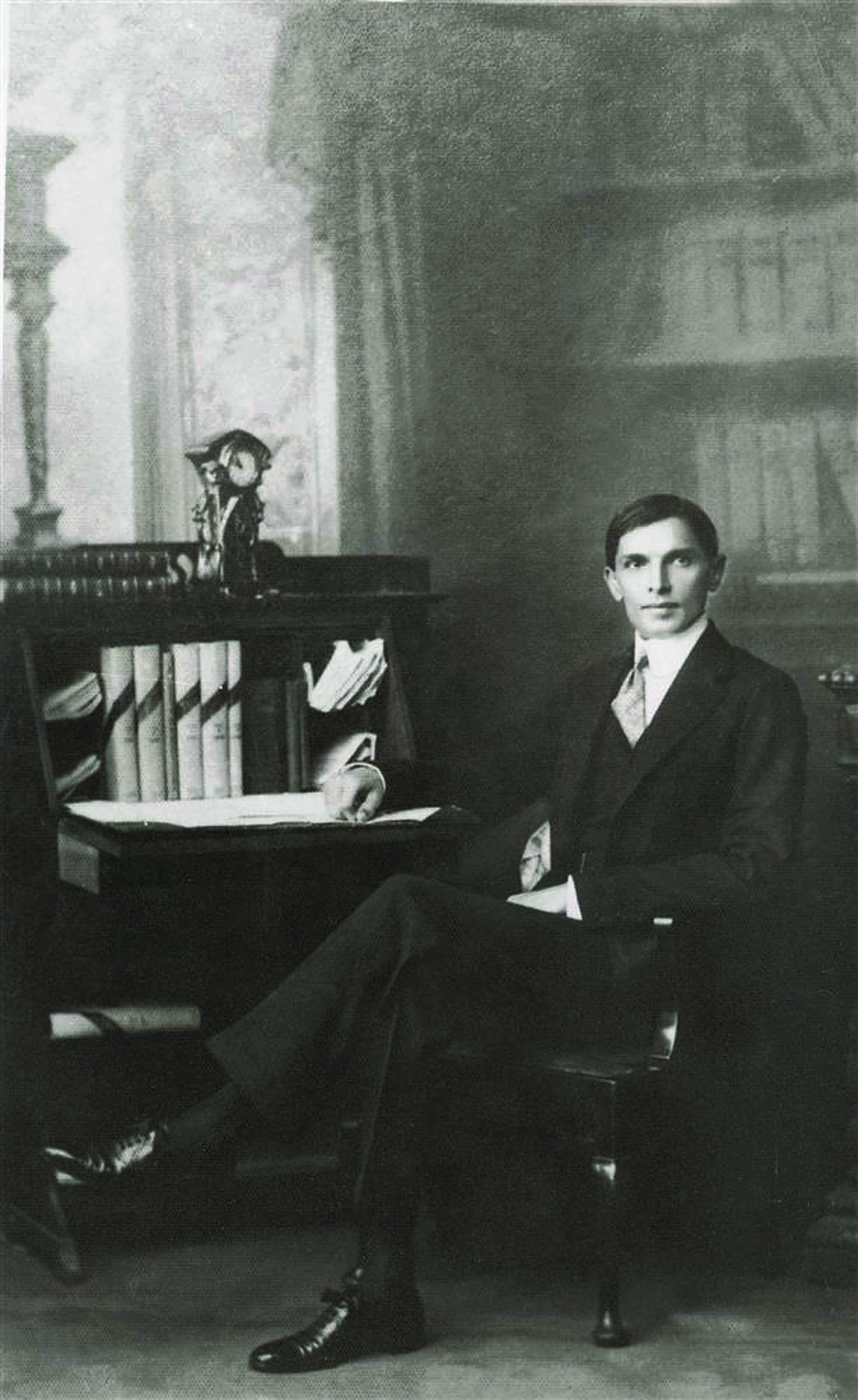 BOMBAY'S BOY BARRISTER: After becoming the youngest 'Indian' student to be called to the Bar on April 29, 1896, at Lincoln's Inn (London), Mr Jinnah moved to Bombay and began working as a lawyer. Within a few years, he became one of the leading lawyers in the subcontinent.