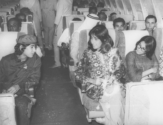 Benazir with family and friends at different periods of her life
