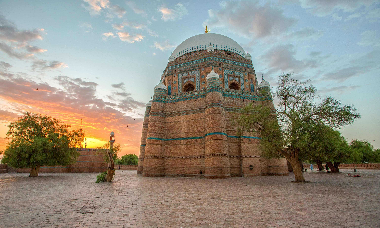 Tomb of Shah Rukn-e-Alam — Syed Bilal Javaid