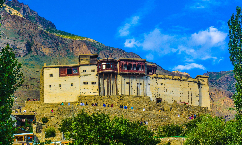 Baltit Fort — Hammad Hassan Baloch