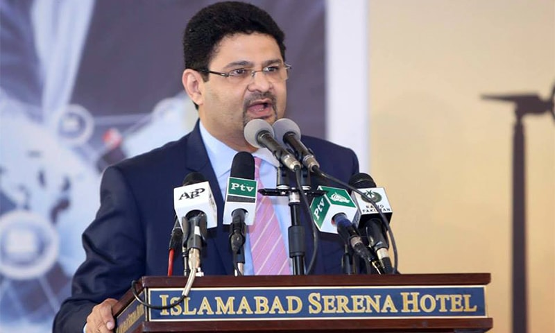 Adviser to the PM on Finance, Revenue and Economic Affairs Miftah Ismail.— Photo courtesy: Facebook