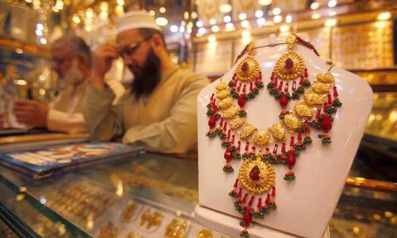 Gold Reaches Two Year High Of Rs56 200