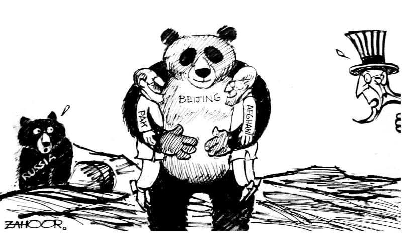 Zahoors Cartoon