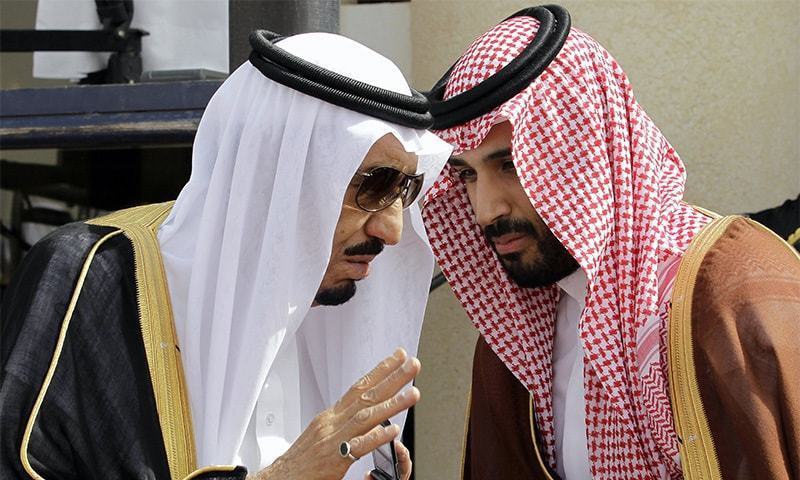 How 2017 laid the groundwork for momentous change in Saudi Arabia next year
