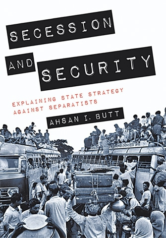 Cover of Ahsan I. Butt's book