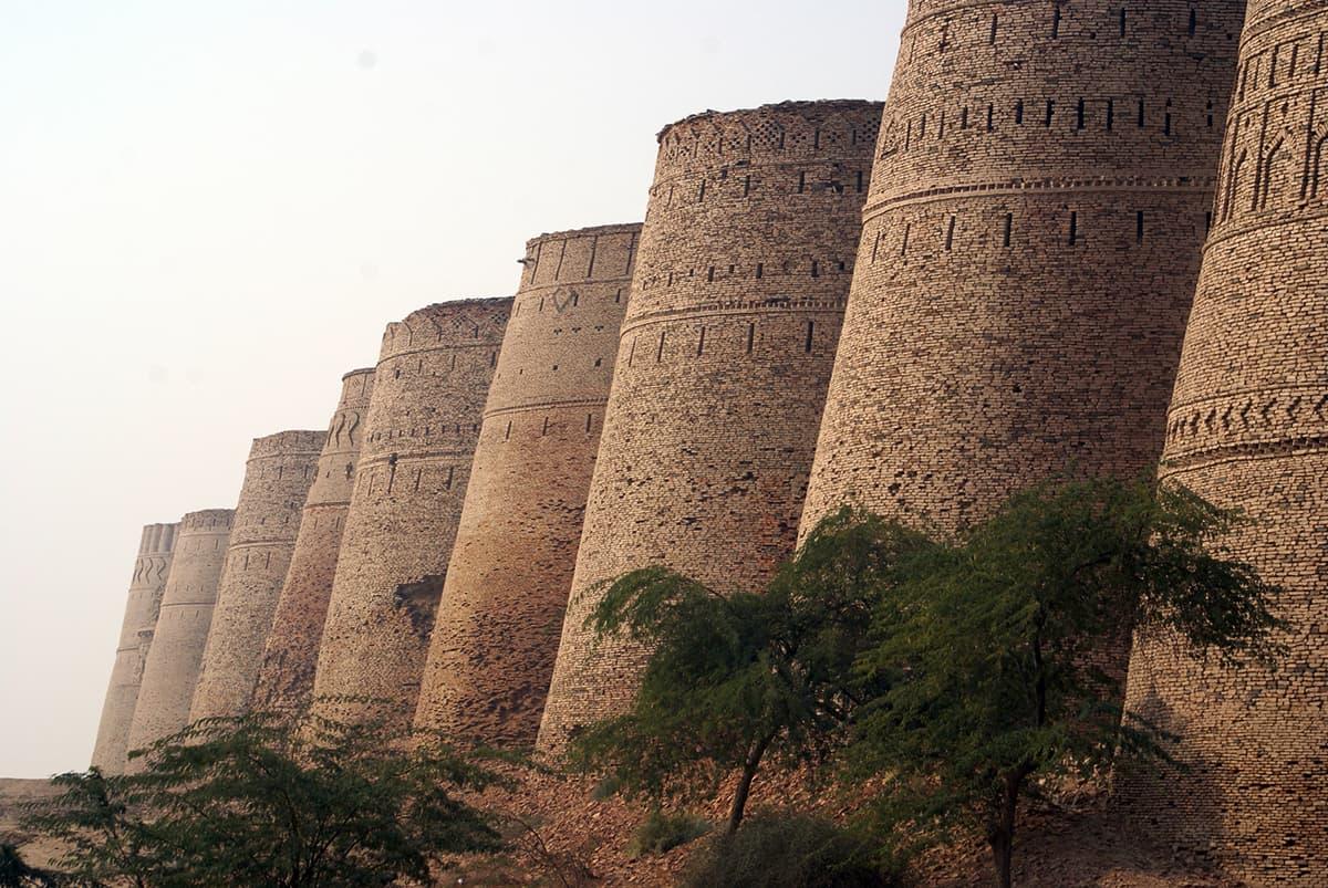 قلعہ دراوڑ۔— فوٹو عبیداللہ کیہر