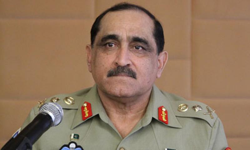 Retired Gen Khalid Shamim Wynne — DawnNews