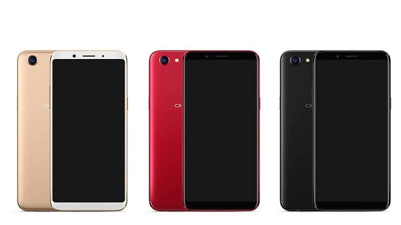 The Oppo F5 is priced between 30-35k.