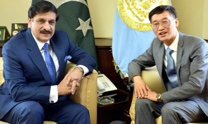 China considers Pakistan a close friend and a reliable partner, says China's envoy. —Photo courtesy Radio Pakistan