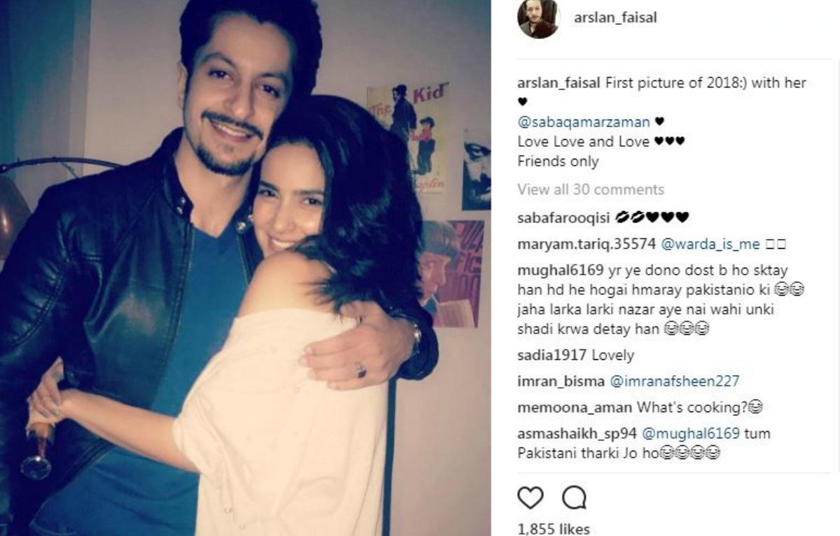 Instagram Saba Qamar nude photos 2019