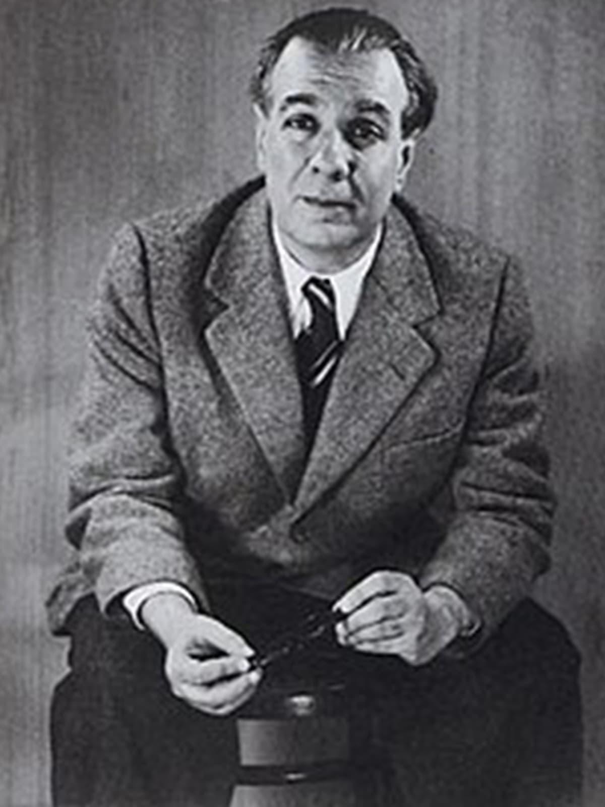 Jorge Luis Borges | Credit: Wikipedia