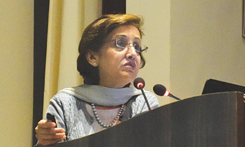 Tehmina Janjua.