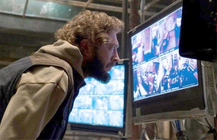 Ebon Moss-Bachrach stars as Micro on Netflix/Marvel's The Punisher | Netflix