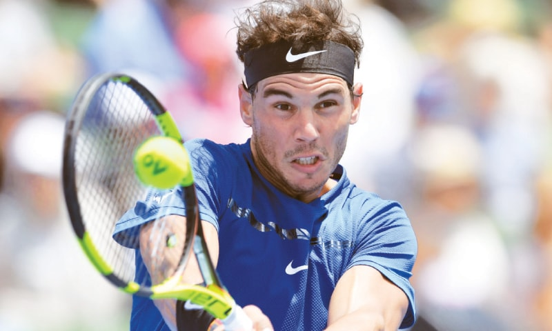 Nadal loses first match of the year in Melbourne