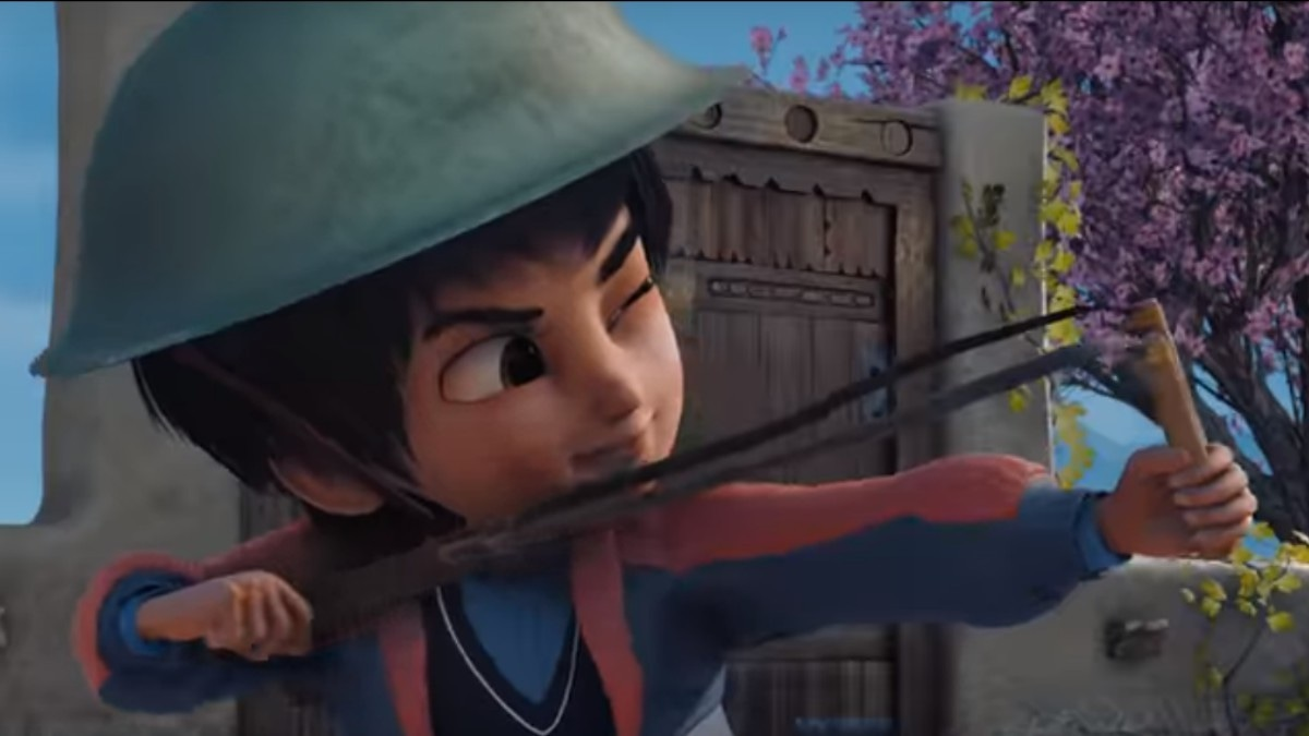 Allahyar's trailer sets expectations high for Pakistan's latest animated film