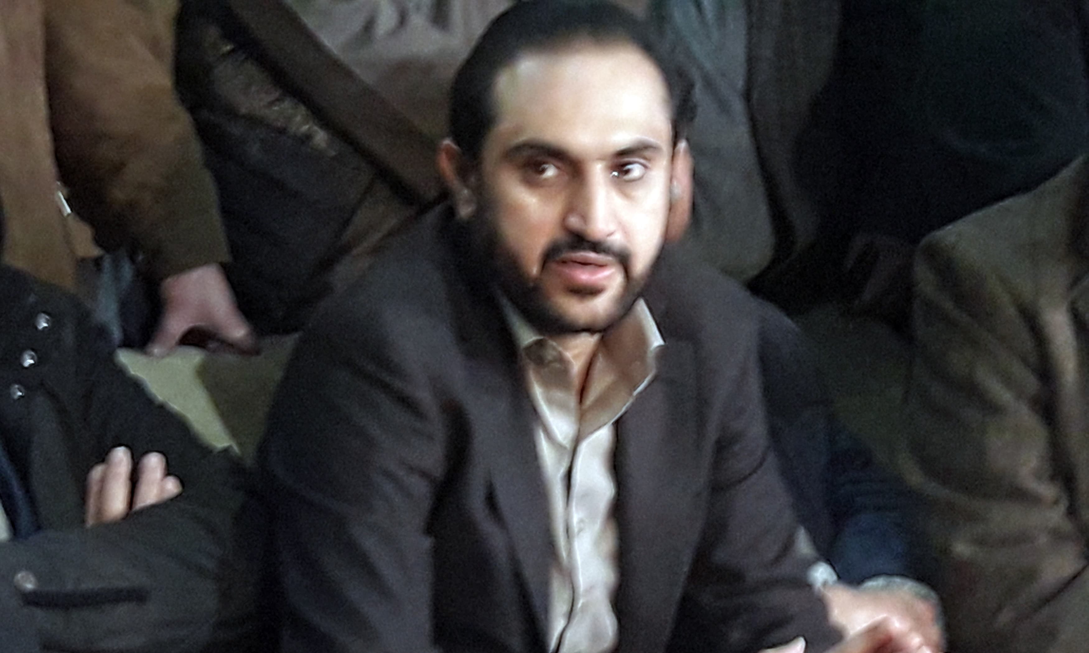 PML-Q's Bizenjo had received only 544 votes in 2013 general elections. —photo by author