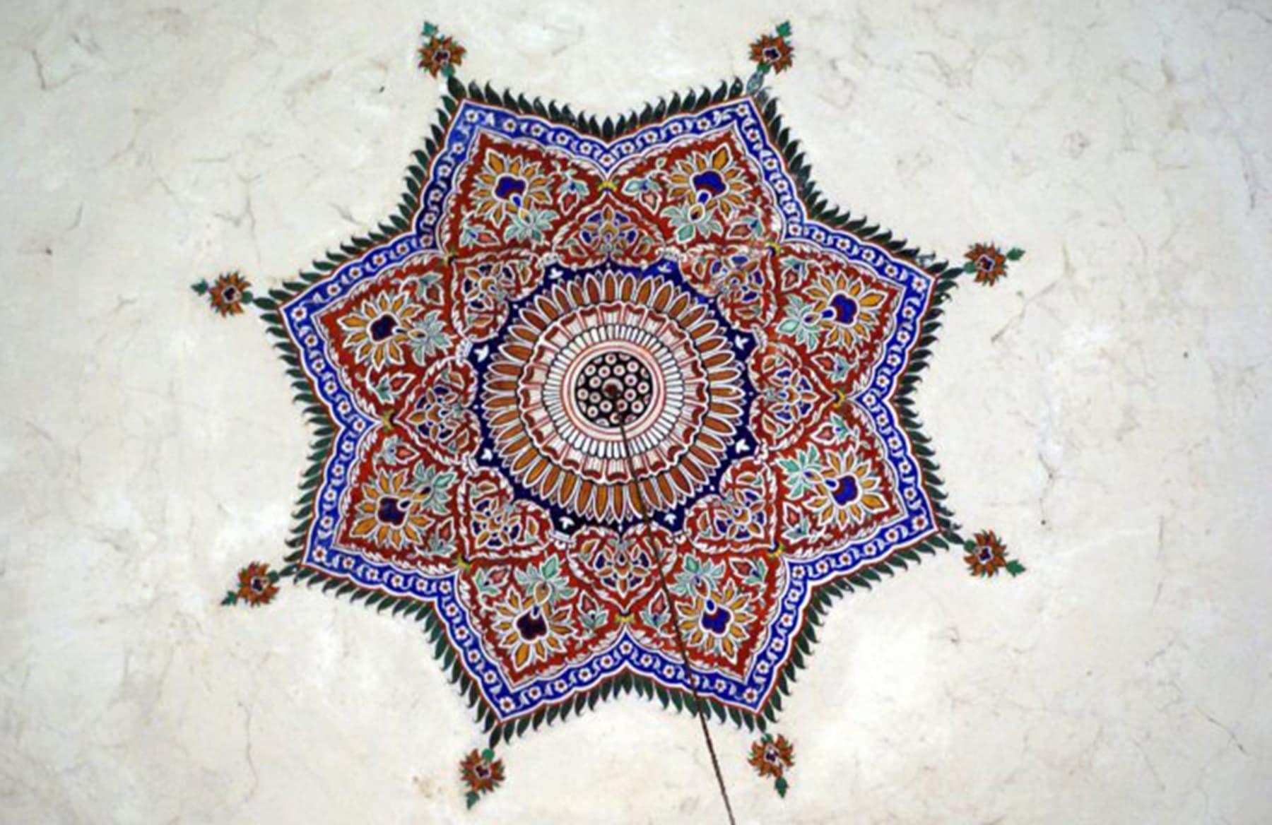 گنبد مقبرہ شیخ بہاؤ الدین زکریا ملتانی—تصویر عبیداللہ کیہر