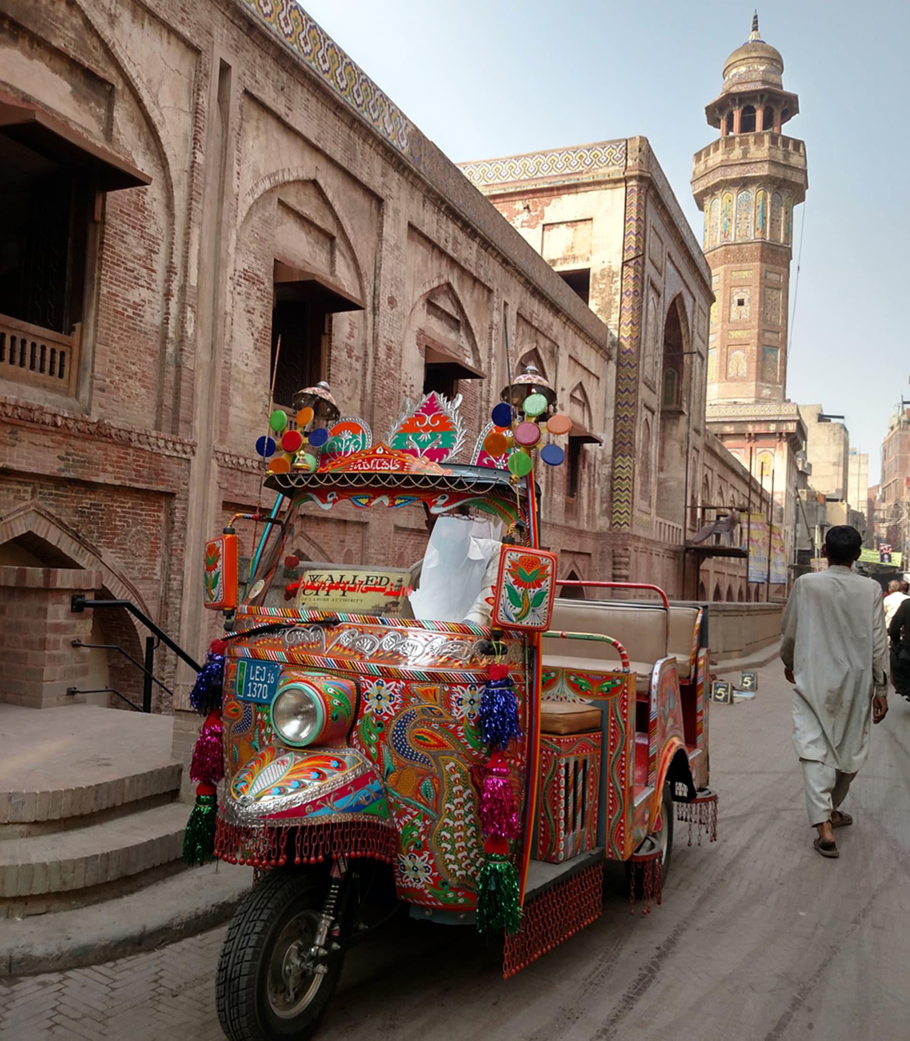 اندرون شہر لاہور—تصویر عبیداللہ کیہر