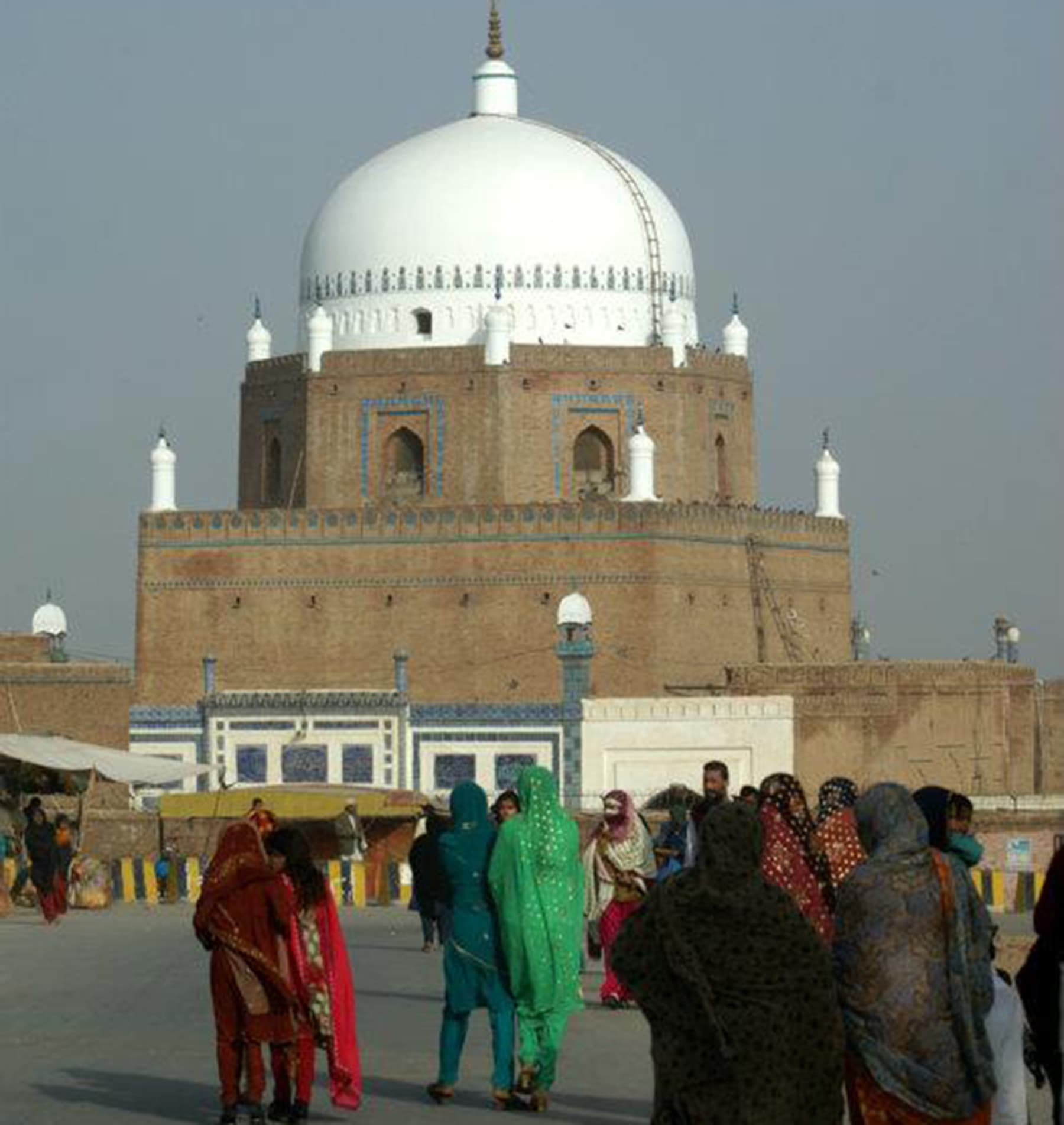 مقبرہ شیخ بہاؤ الدین زکریا ملتانی—عبیداللہ کیہر